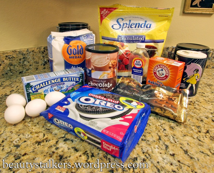 DIY_OreoBrownies_Ingredients