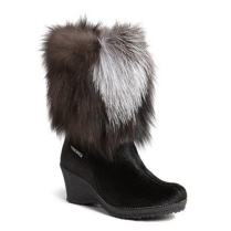 The Dr. Zhivago of Boots.