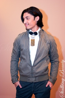For the sophisticated. Shop the look here: http://bitchinbowties.com/